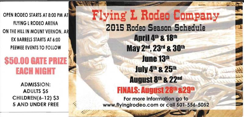Flying L Rodeo